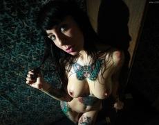 Dollie Darko en Crazy Babe