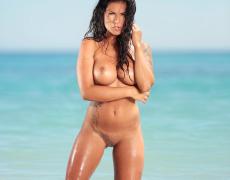 En la playa con Beatrice Mary Bexter (12)