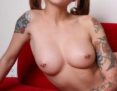 La traviesa pelirroja Melissa Punk (41)