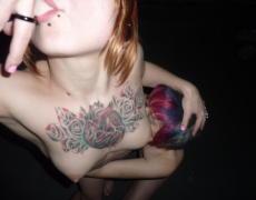 Lesbianas tatuadas alocadas (25)