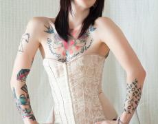 Angel Beau y su divino culo tatuado (12)
