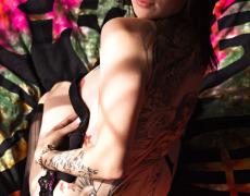 Angel Beau y su divino culo tatuado (17)