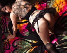 Angel Beau y su divino culo tatuado (43)