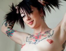 Angel Beau y su divino culo tatuado (50)