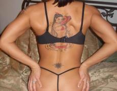 Exquisita culona amateur tatuada (22)