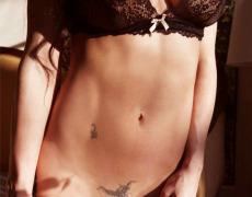 La vagina tatuada de Jésica Hereñú en Playboy Argentina de octubre 2014 (11)