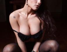 La vagina tatuada de Jésica Hereñú en Playboy Argentina de octubre 2014 (3)