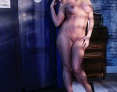 Leya Falcon y su voluptuosos y tatuado cuerpo (3)