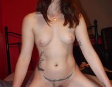 Tatuada amateur con un exquisito culo (29)