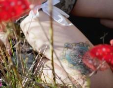 Treze española rubia en Suicide Girl (15)