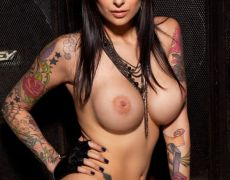 Veronica Gomez desnuda en Playboy (4)