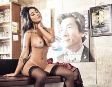Natalia Inoue en Playboy Brasil (12)