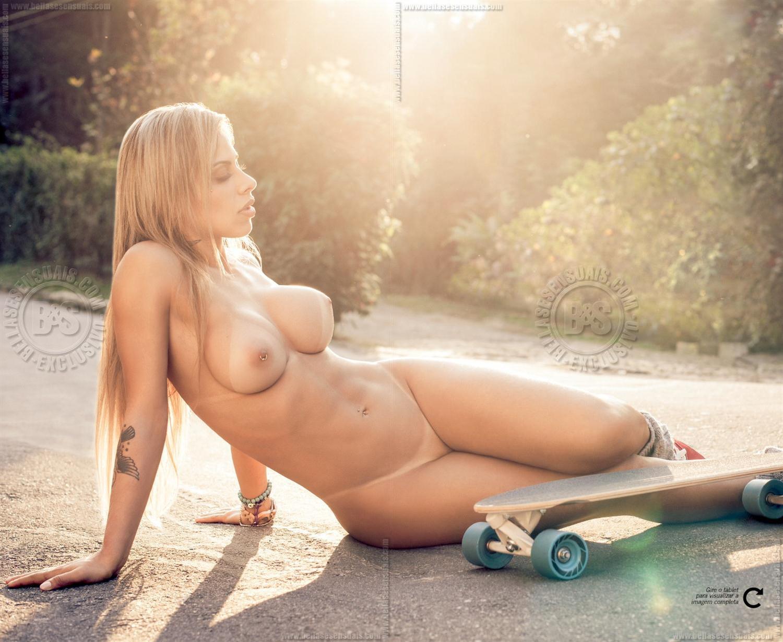 Vanessa Mesquita En Playboy Brasil