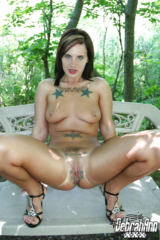 Actriz Porno Con El Culo Tatuado debrah ann tiene una estrella tatuada en el culo | tatuadasporno