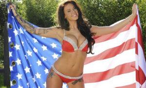 Daniella Mae de patriota desnuda