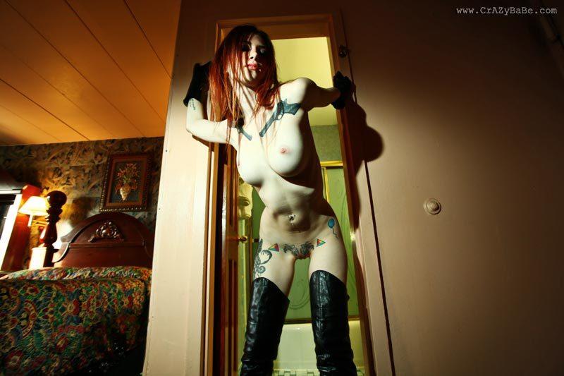 Crazybabe Amateur Punk Nude Girl Fullxxxmovies 1